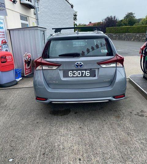Toyota Auris Icon Tech