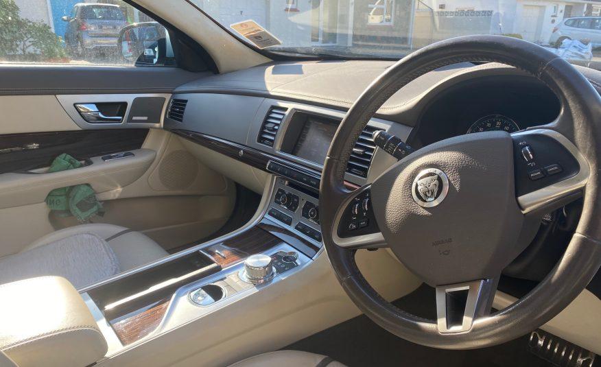 Jaguar XF S Portfolio