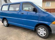 Toyota Hiace Window Van